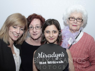 Miradyn's Bat Mitzvah