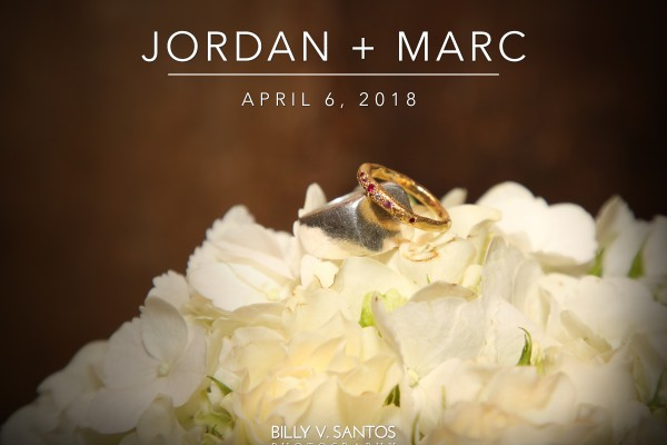 Jordan + Marc's Wedding Ceremony & Reception