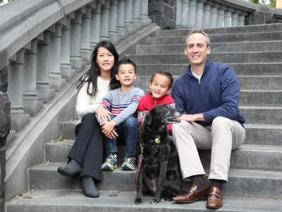 Chu – Prata Family Portraits 2018
